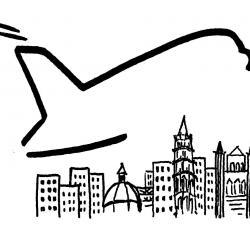 Visuel pour l'office de tourisme de Toulouse