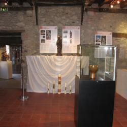 Exposition du Jubilé 2008, pour les apparitions à Lourdes (65).